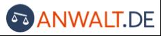Anwalt.de Logo