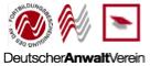 Deutscher Anwalt Verein Logo