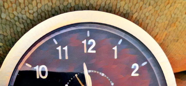 Arbeitszeiten - Uhr