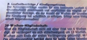 Read more about the article Neues Verbraucherschutzgesetz geplant