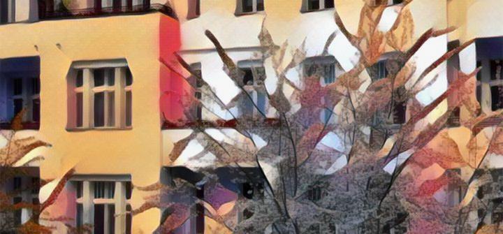 Hausfront als Symbol für Maklerprovision bei Immobilienkauf